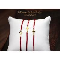 Амулет Faith & Protect Gold