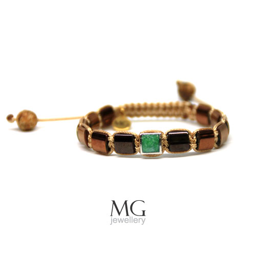 Гривна Himalaya Emerald