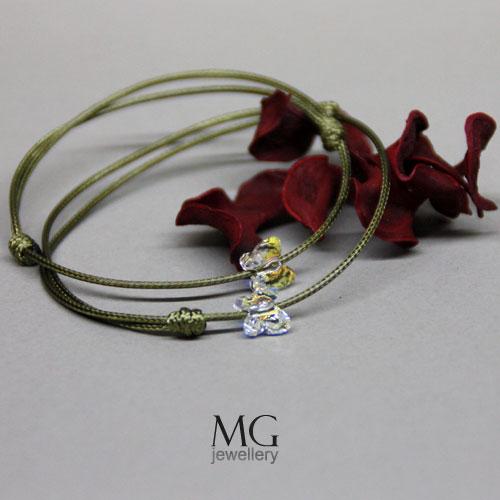 Амулет Crystal Butterfly