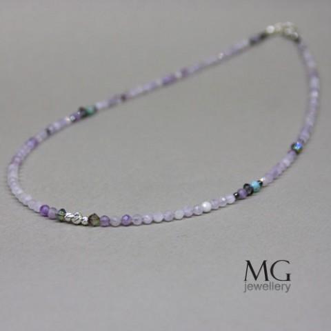 Колие Minty Lavender