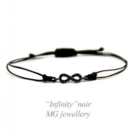 Амулет Infinity Noir